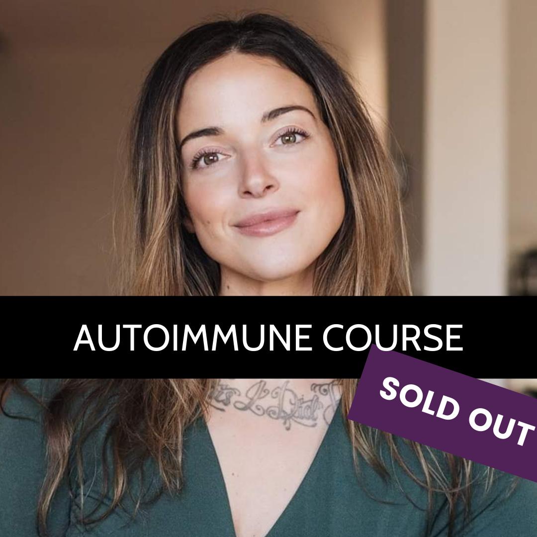 Autoimmune Course
